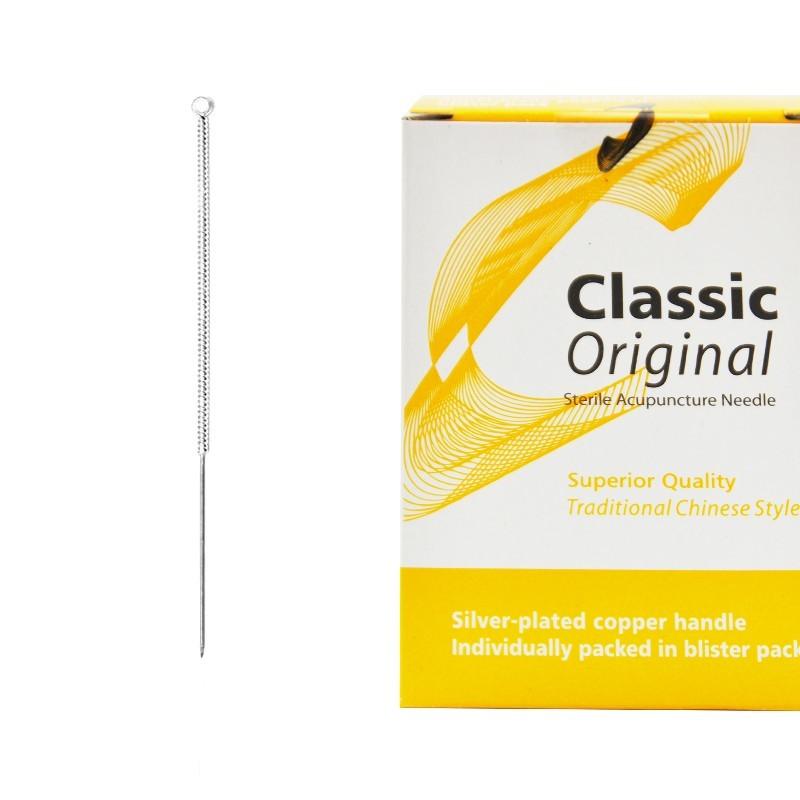 0,18 x 13 mm - pak. po 1 szt. Classic Original Igły do akupunktury