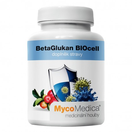 BetaGlukan BIOcell Suplement diety