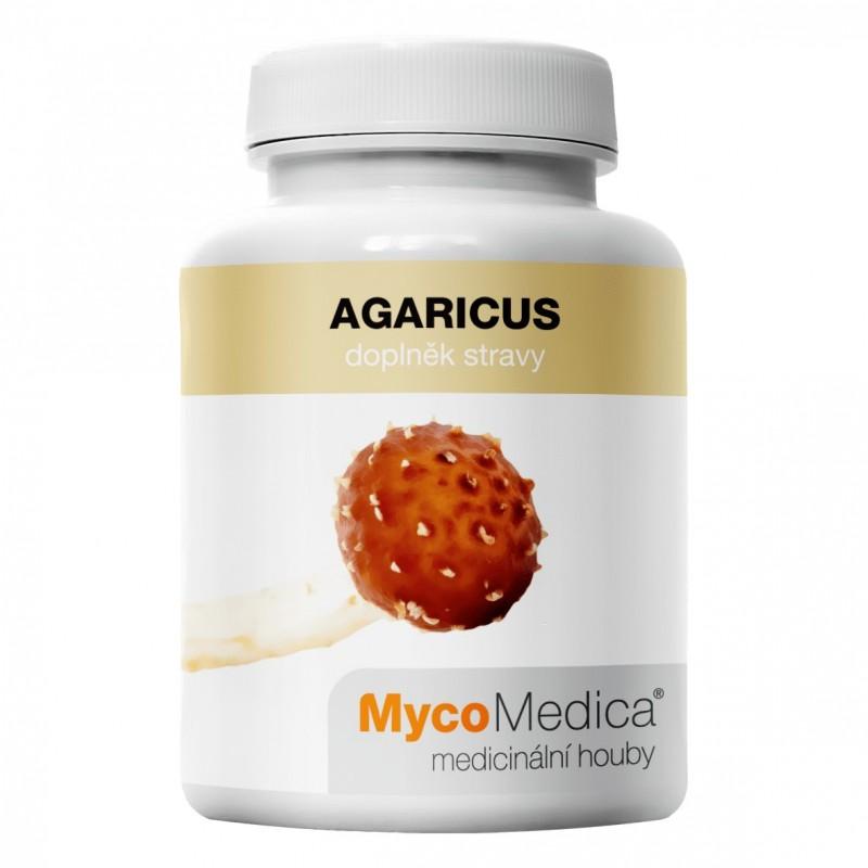 Agaricus Suplement diety