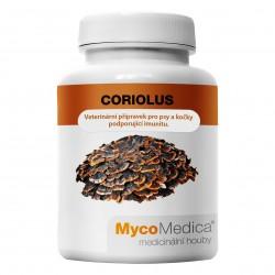 Coriolus Suplement diety