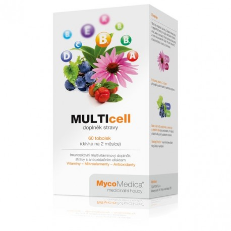 MULTIcell Suplement diety