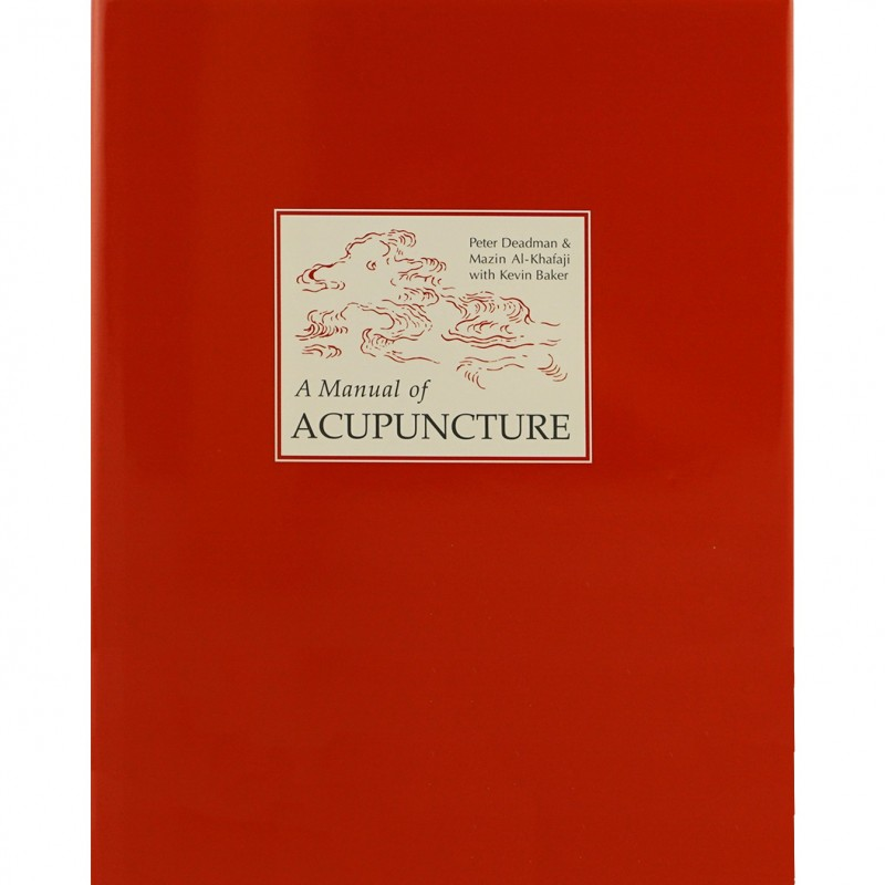 A Manual of Acupuncture - książka