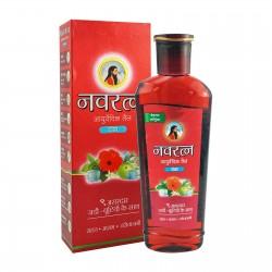 Navratna - ajurwedyjski olejek do masażu - 200 ml