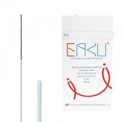 0,30 x 75 mm - pak. po 10 szt. - EAKU Igły do akupunktury