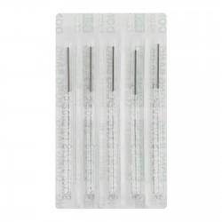Igły do akupunktury DONG BANG - 0,18 x 15 mm - pak. po 1 szt.