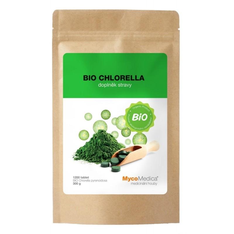 Bio Chlorella Suplement diety