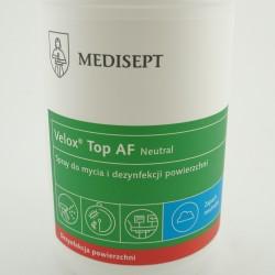 Sprej do dezynfekcji powierzchni Velox TOP AF - 1L