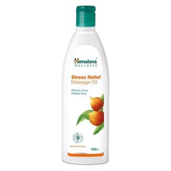 Olejek do masażu Himalaya relaksacyjny - 200 ml