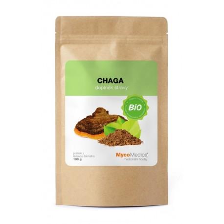 BIO Chaga w proszku - Suplement diety