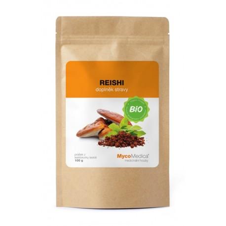 BIO Reishi w proszku - Suplement diety