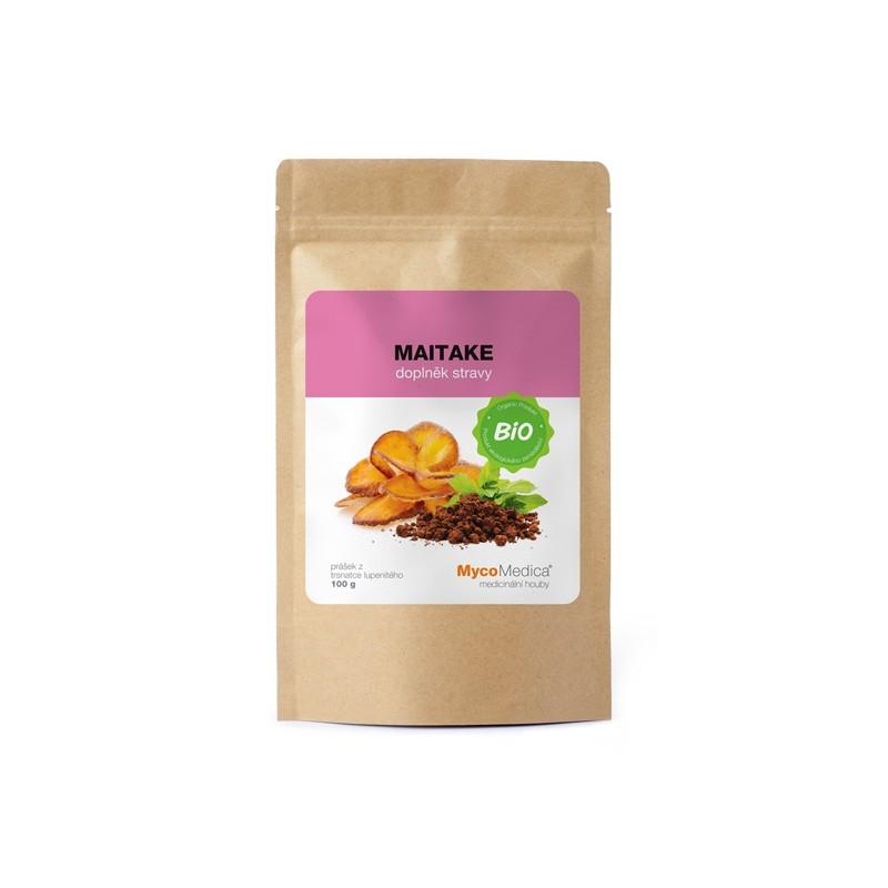 BIO Maitake w proszku - Suplement diety