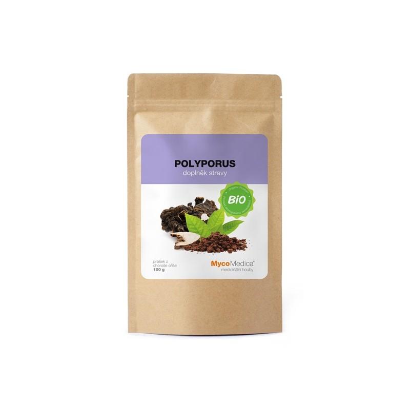 BIO Polyporus w proszku - Suplement diety