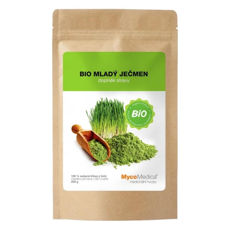 BIO Młody jęczmień - Suplement diety