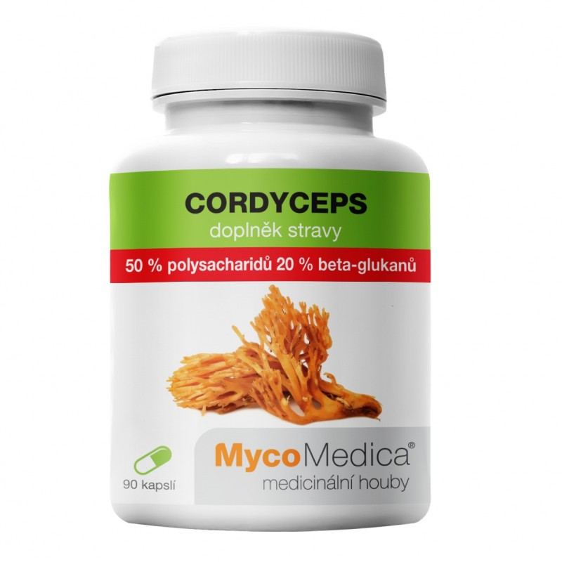 Cordyceps 50% Suplement diety