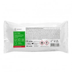 Chusteczki do dezynfekcji Vexol - wkład - 100 szt.