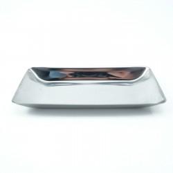 Tacka metalowa na igły - 14 x 7 cm