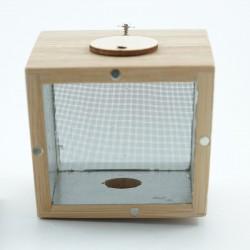 Domek ma moksę - bambusowe pudełko