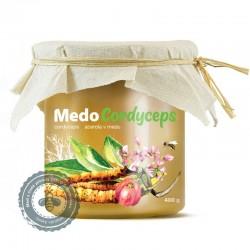 MedoCordyceps - Miód + Cordyceps