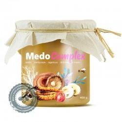MedoComplex - Miód + Agaricus + Cordyceps + Reishi + Shiitake