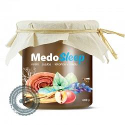 MedoSleep - Miód + Reishi + jujuba + lukrecja