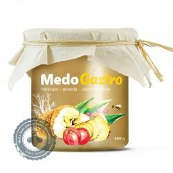 MedoGastro - Miód + Hericium + imbir