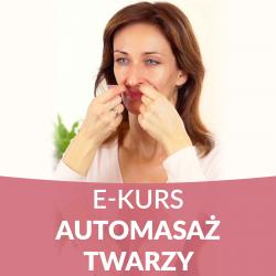 E- Kurs Liftingujący automasaż oraz masaż próżniowy twarzy