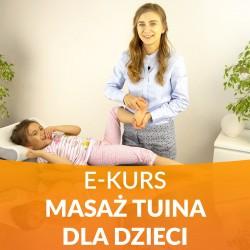 E- Kurs Techniki masażu Tuina dla dzieci