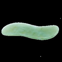 Jadeitowy przyrząd do Gua Sha - Ślimak