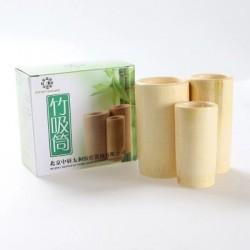 Chińska bańka bambusowa - zestaw 3 szt.