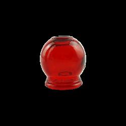 Kolorowa chińska bańka szklana – rozmiar 2