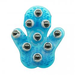 Roller do masażu z kulkami magnetycznymi