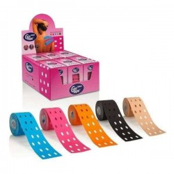 Cure Tape Punch - taśma do kinesiotapingu - 5 cm x 5 m - różne kolory