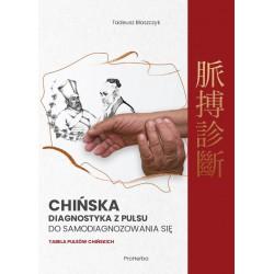 Chińska diagnostyka z pulsu do samodiagnozowania się