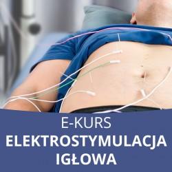 E- Kurs Elektroakupunktura i elektrostymulacja igłowa