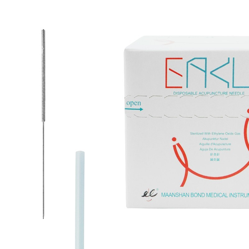 EAKU - 0,18 x 30 mm - 100 szt. - Igły do akupunktury