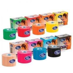 Cure Tape Classic - taśma do kinesiotapingu - 5 cm x 5 m - różne...