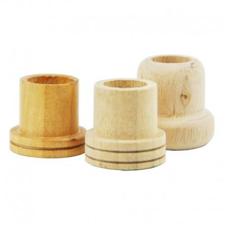 Wygaszacz do moksy – drewniany