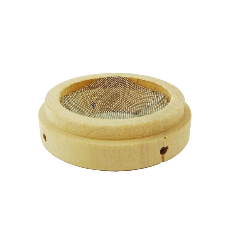 Podstawka drewniana na stożki moksy