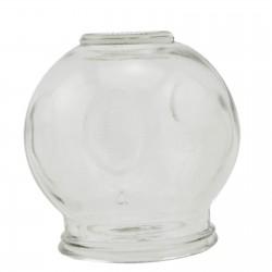 Chińska bańka szklana – 6,5 x 9 cm