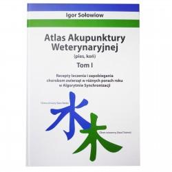 Atlas Akupunktury Weterynaryjnej Tom I